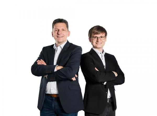 Wilfried & Patrick Blind - Baufinanzierung - Geld anlegen - Hausfinanzierung