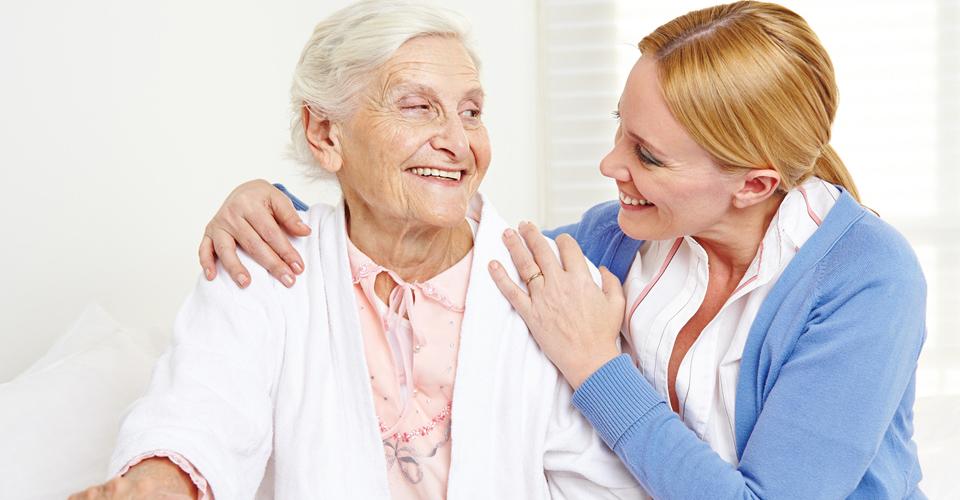 Für die Pflege vorsorgen – Vermögen schützen
